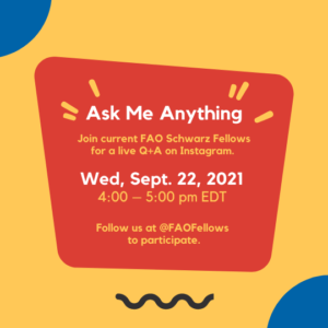 A graphic promotion of an event